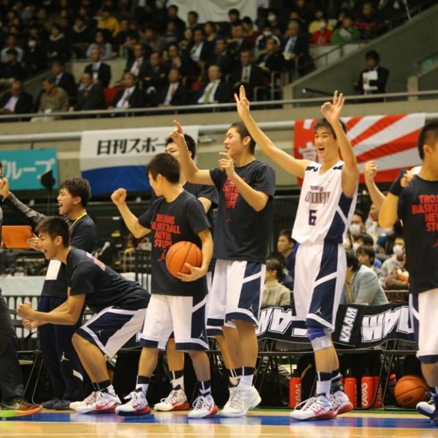 明成vs福岡大学附属大濠07