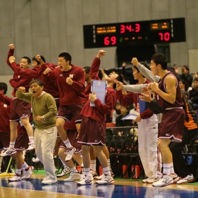 明成vs福岡大学附属大濠21