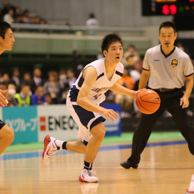 明成vs福岡大学附属大濠20