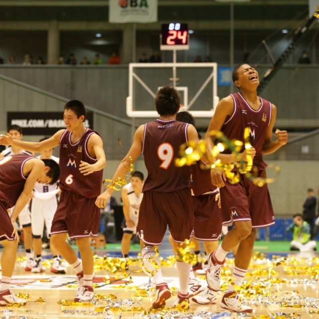 明成vs福岡大学附属大濠28