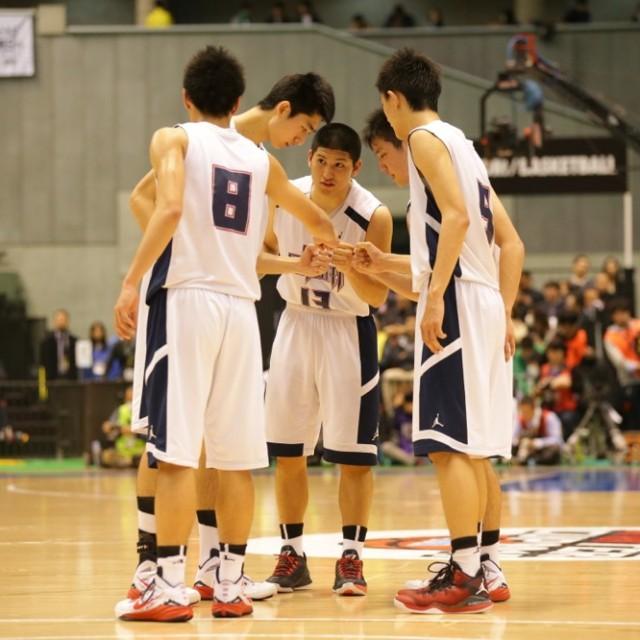 明成vs福岡大学附属大濠16
