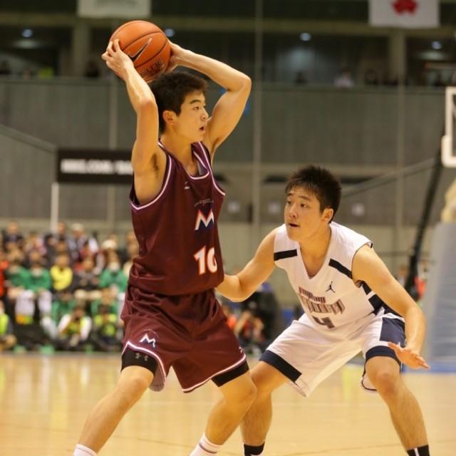 明成vs福岡大学附属大濠14